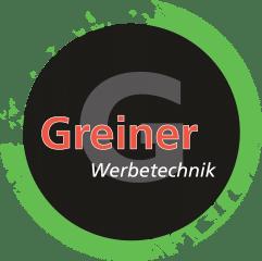 Greiner Werbetechnik Logo
